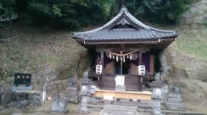 261020志賀神社神殿